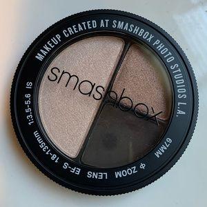 2/$20 Smashbox trio photo edit eyeshadow palette